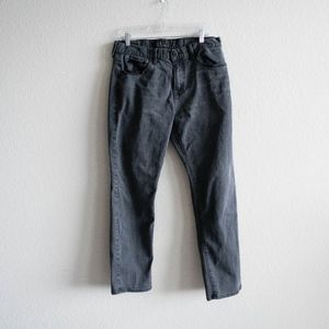 Lucky Brand Men's Jeans Gray 221 Original Straight